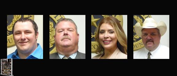 Ellis County Texas Sheriff Deputies July 2016