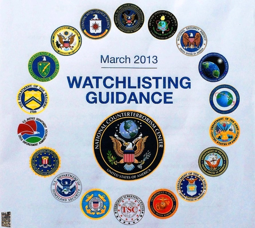 March 2013 Watchlist Guidance for Federal Agencies