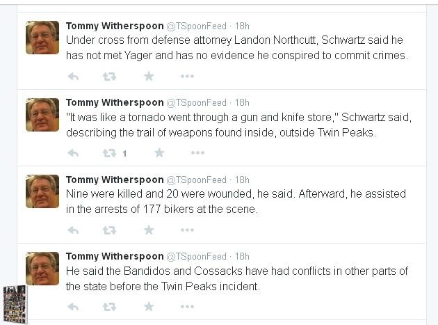 Lt. Steven Schwartz Testifies in Yager Trial