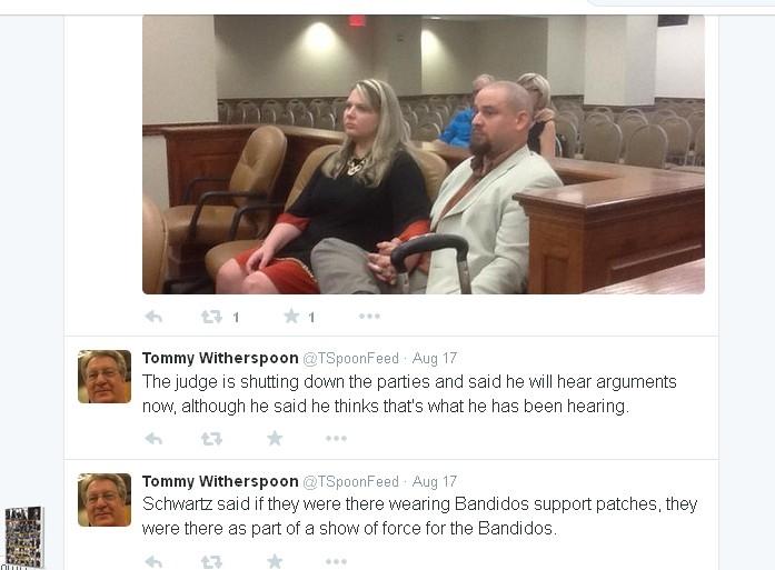 William & Morgan English Trial - McLennan County