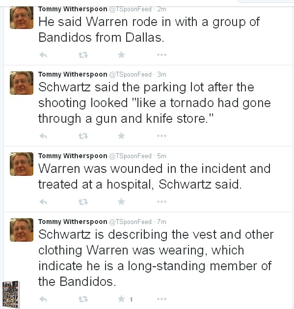 Lt. Schwartz States Witness for Warren trial