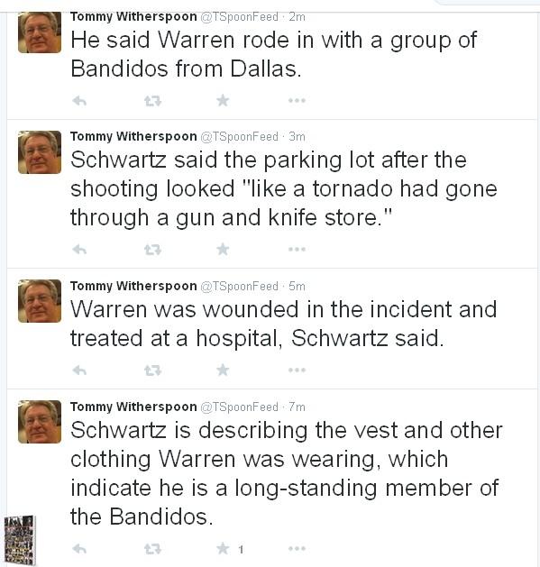 Lt. Schwartz States Witness for Warren trial