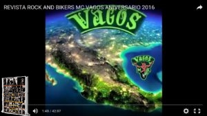 Vagos MC youtube clip