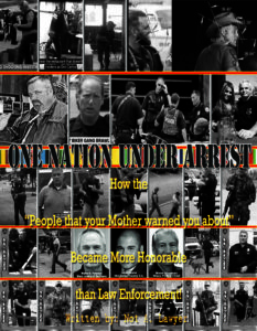 One Nation Under Arrest - Book Cover